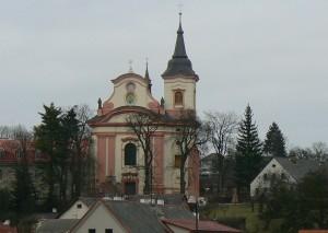 Kostel Nanebevzetí Panny Marie