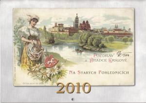 Hradec Králové na starých pohlednicích