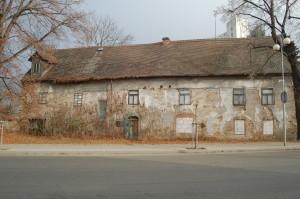 Hrnčířův mlýn v Českém Meziříčí