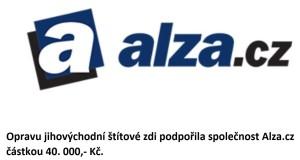 logo společnosti Alza.cz